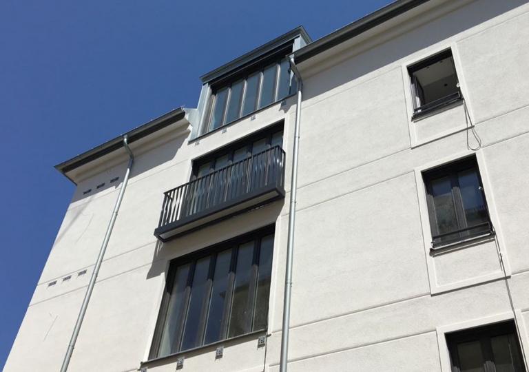 Balkone- und Balkongeländer